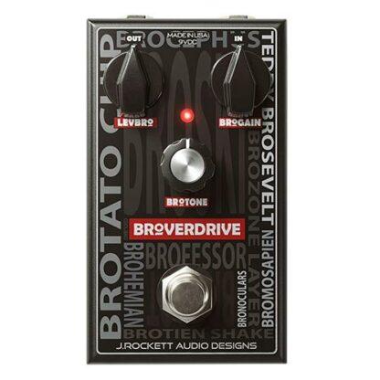 J Rockett Broverdrive