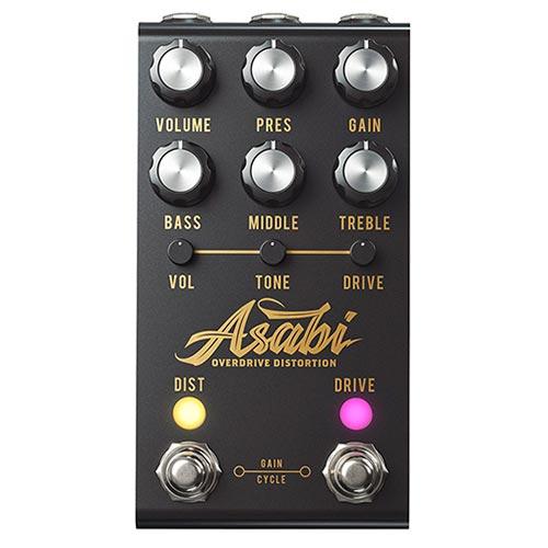 Jackson Audio Asabi