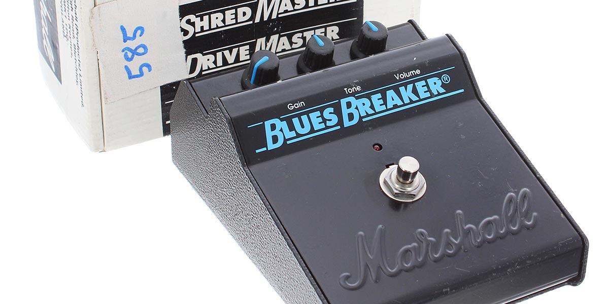 marshall blues braker pedaal