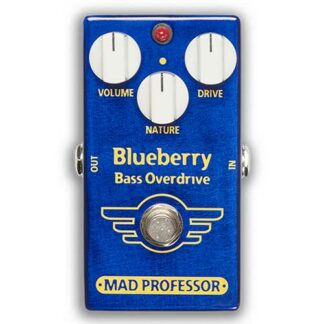 Mad Professor Blueberry Bass Overdrive