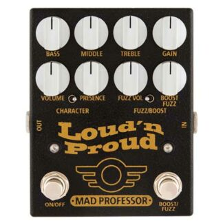 Mad Professor Loud 'n Proud