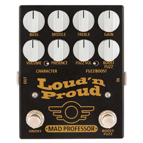 Mad Professor Loud 'n Proud