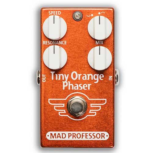Mad Professor Tiny Orange Phaser