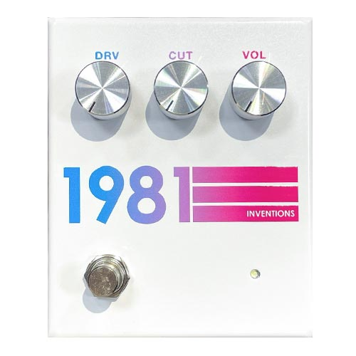 1981 Inventions DRV