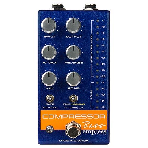 Empress Effects Bass Compresssor
