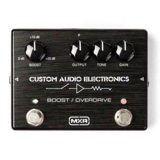 MXR Boost/Overdrive