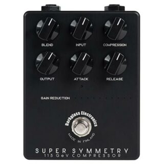 Darkglass Super Symmetry Black