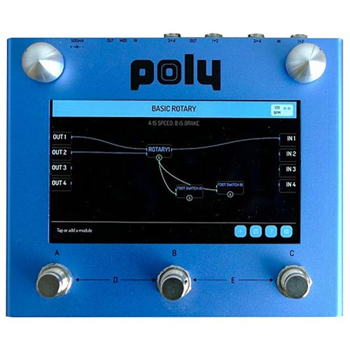 Poly Effects Beebo