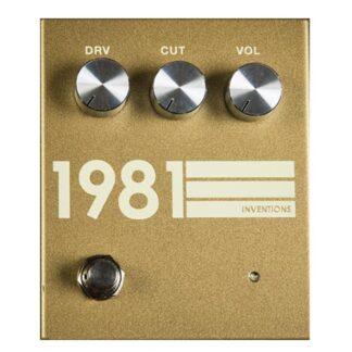 1981 Inventions Goud Cream