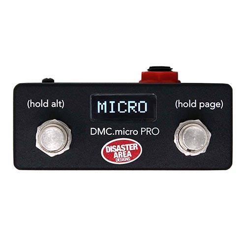 Disaster Area DMC Micro Pro