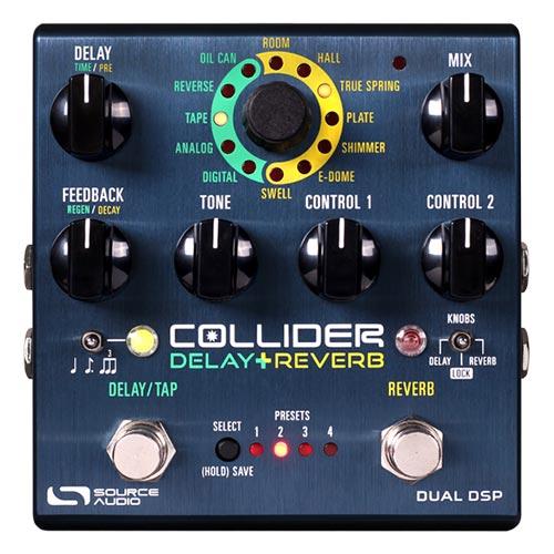 Source Audio Collider
