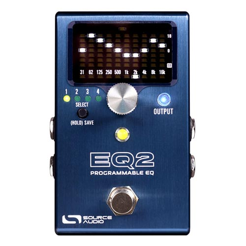 Source Audio EQ2 Programmable Equalizer