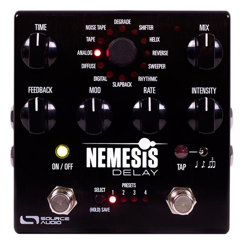 Source Audio Nemesis Delay