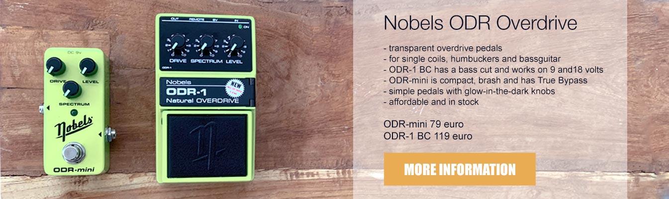 nobels effects pedals